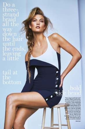 David Bellemere for Glamour UK