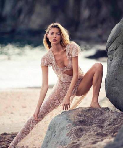 Vogue España | The ANGELS by David Bellemere