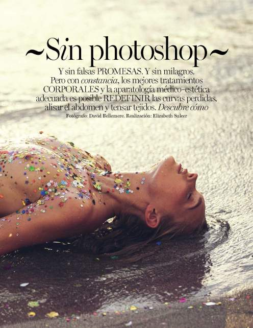 David Bellemere Vogue Belleza Spain