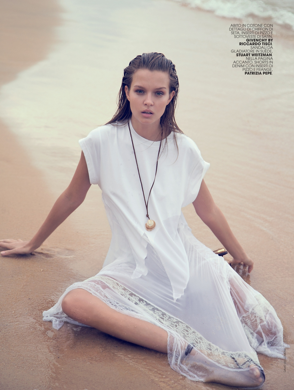 Josephine Skriver for Marie Claire by David Bellemere 10