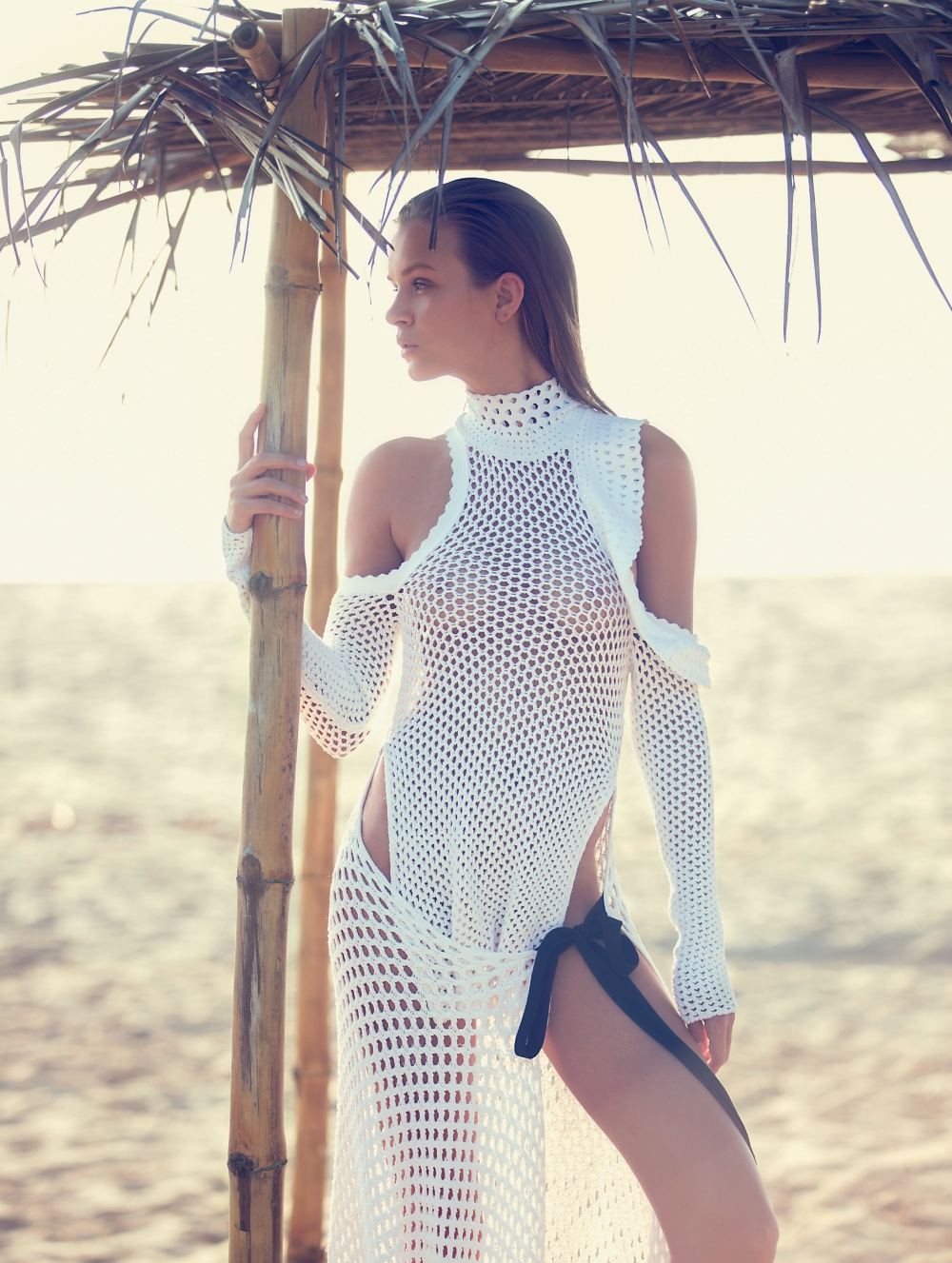 Josephine Skriver for Marie Claire by David Bellemere 13