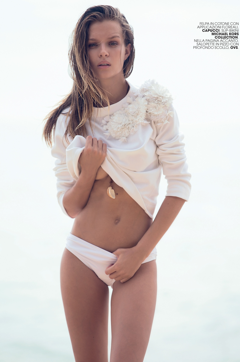 Josephine Skriver for Marie Claire by David Bellemere 17