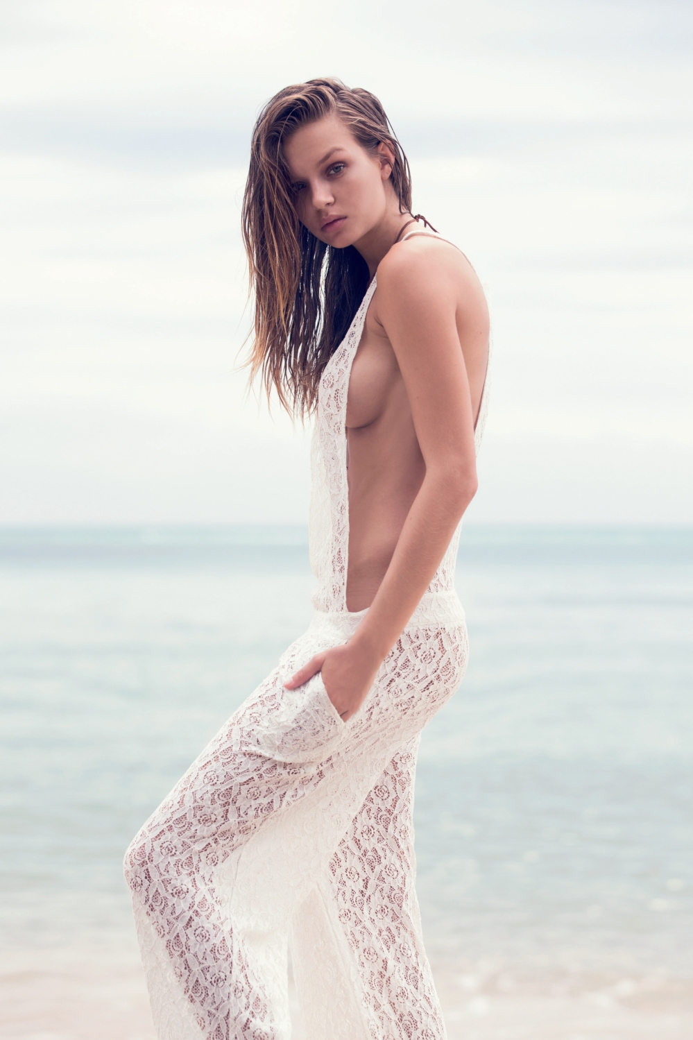 Josephine Skriver for Marie Claire by David Bellemere 18