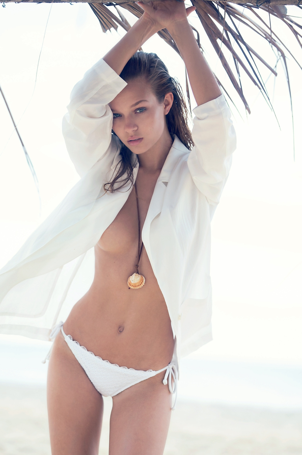 Josephine Skriver for Marie Claire by David Bellemere 5