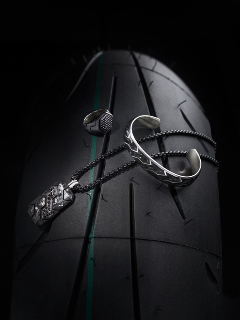 DAVID YURMAN | Still Life Photography by TUUKKA KOSKI | Motorcycle Motors Accessories Jewelry