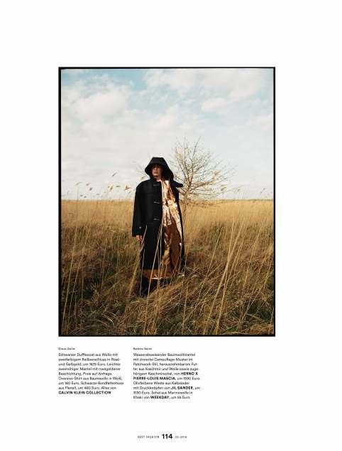 Men's Health Best Fashion Magazine by Ralph Mecke August 2016