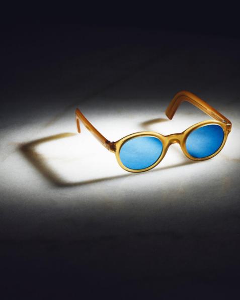 TUUKKA KOSKI photographs Jean Touitou and Franck Bonnet of bespoke eyewear brand Maison Bonnet for GQ STYLE