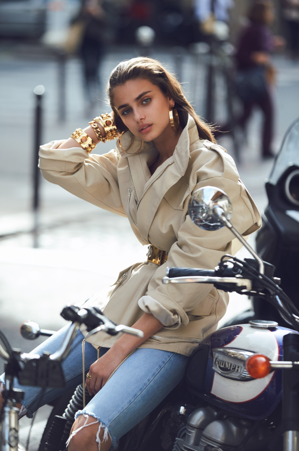 alexandre-vauthier-fall-2016-lookbook-with-taylor-hill-shot-by-david-bellemere-at-thomas-treuhaft-1