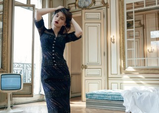 Maria Valverde's GLAMOUR photo shoot in Paris by RALPH MECKE for Sep'16 Issue1