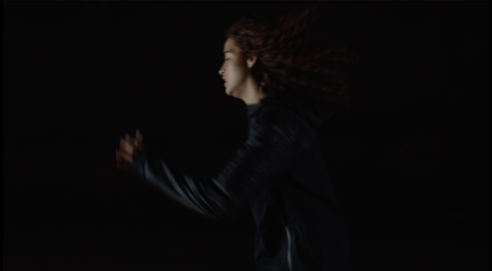 ASTRID STERNER directs Nike Sportswear Holiday 2016 Air Max 97 + Running Shield Pack with Chiara Scelsi featured in VOGUE Italia November 2016