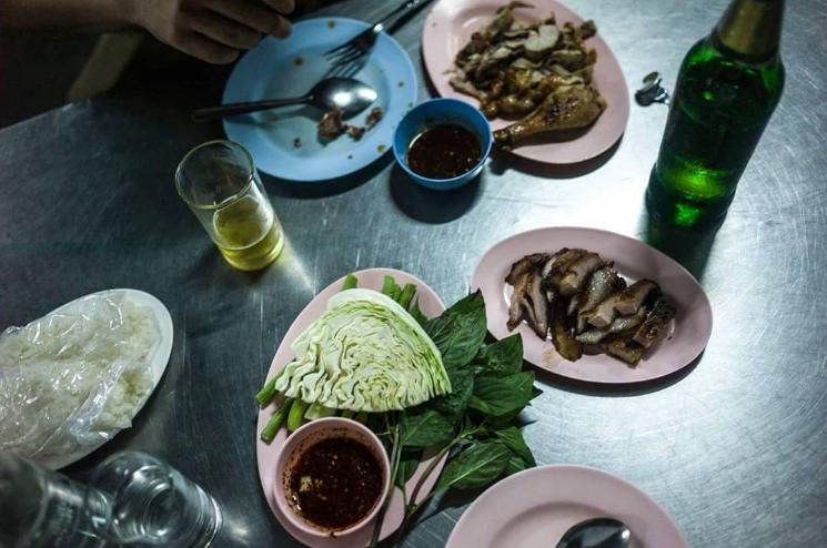 One night in Bangkok by TUUKKA KOSKI at Thomas Treuhaft3