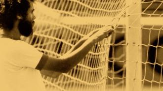 A Poetic Portrait of Afonsinho, a legendary Brazilian football player, documented by ROMAIN STAROS