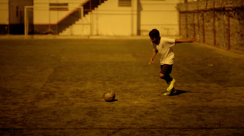 A Poetic Portrait of Afonsinho, a legendary Brazilian football player, documented by ROMAIN STAROS