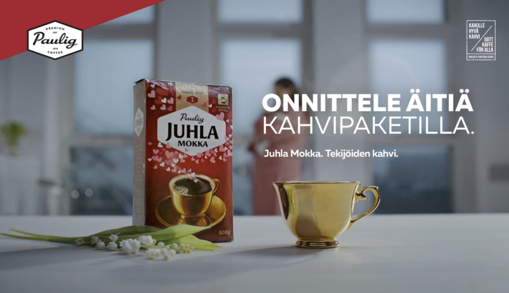 PAULIG about mothers, midwifes and coffee lovers | Directed by TUUKKA KOSKI