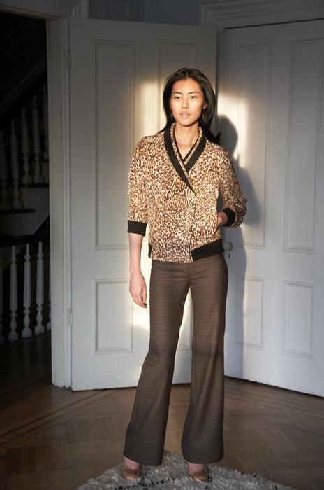 """Style: """"leopardjacket"""""""