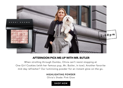 All Day Smile_Bobbi Brown_Olivia Palermo_Mei Tao_Thomas Treuhaft_Motion_Photography 6
