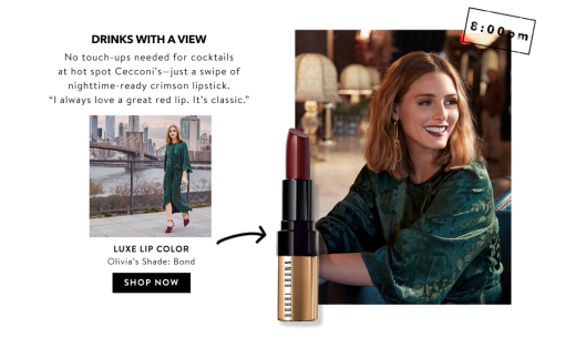 All Day Smile_Bobbi Brown_Olivia Palermo_Mei Tao_Thomas Treuhaft_Motion_Photography 7
