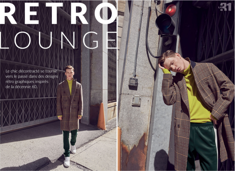 SIMONS _MEI TAO_Photographer_Thomas Treuhaft_Men_AW17 Look-book 'Retro Launge'_2017_1